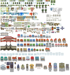 Pokemon Tileset From Public Tiles