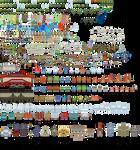 Pokemon Tileset From Public Tiles