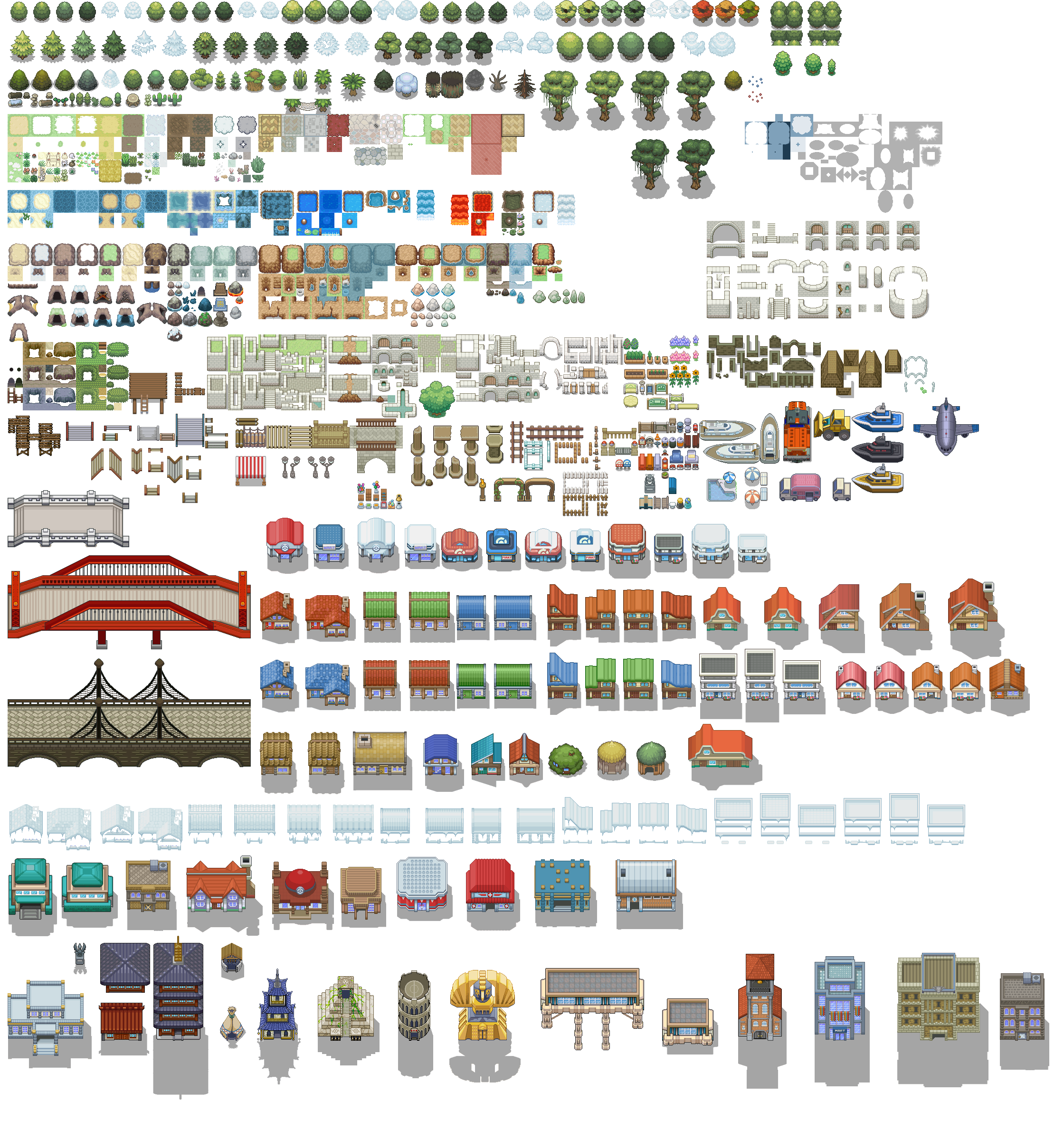 o trouver des tilesets complets rpg maker forum pokemon trash. Black Bedroom Furniture Sets. Home Design Ideas