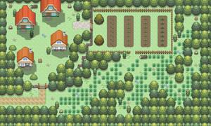 Litte Farm by ChaoticCherryCake
