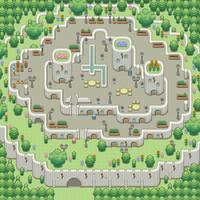 Castle by ChaoticCherryCake