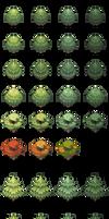 Pokemon Tileset From Public Tiles 32x32