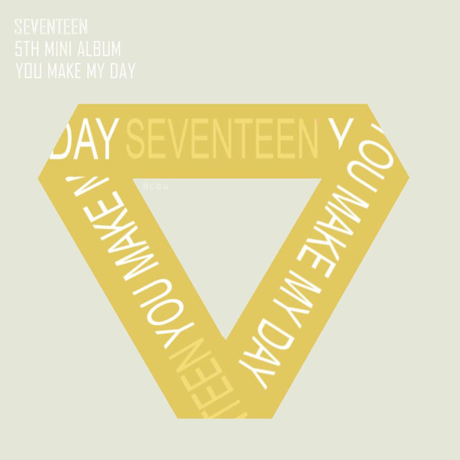 Seventeen - You Make My Day by nekochangorogoro on DeviantArt