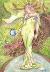 Mother of Earth by SophieDragon
