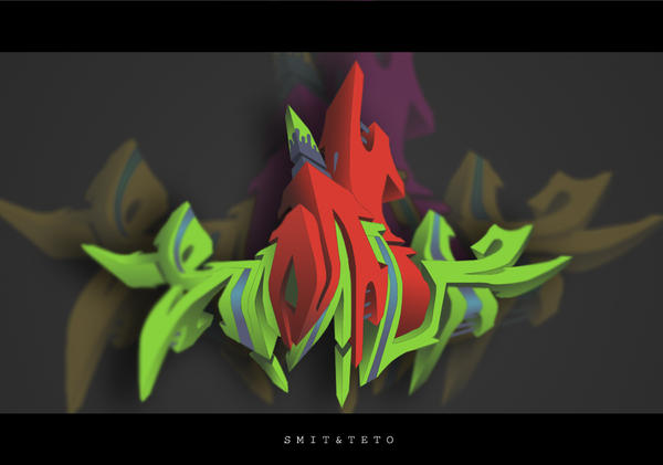 SmitTeto 3DColor by Tetino