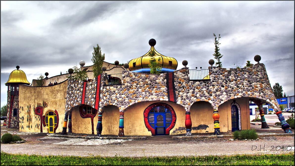 Hundertwasser by kickmeto