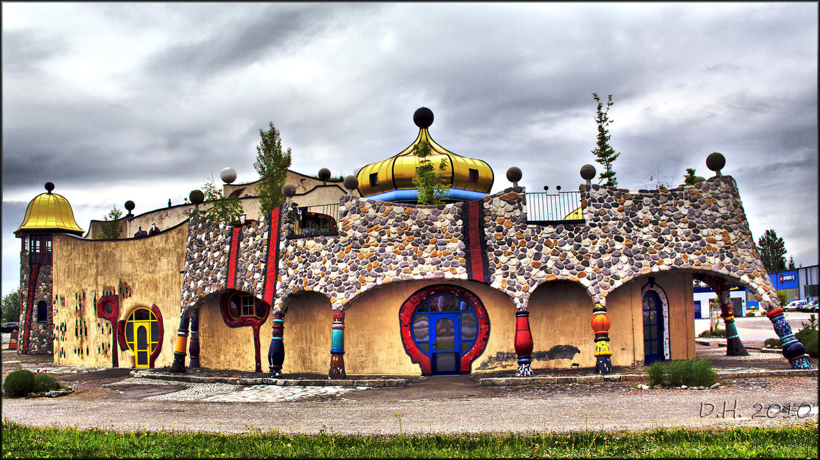 Hundertwasser By Kickmeto On Deviantart