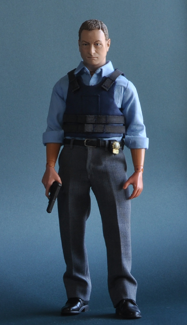 1:6 scale CSI:NY Mac Taylor by sushi-coldfish