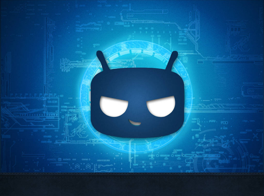 Cyanogenmod Circuit Smartphone_Wallpaper by Andreas86