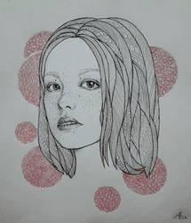 portrait by Askaraya