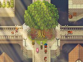 The City of Caelum by ManuYasha