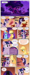 War Chronicles : retribution pg 1 by Crydius