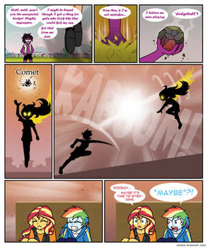 The first year's dodgeball competition page 7