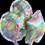 Balloons Rainbow PNG (11)