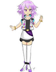 Neptune (Rebellion Series Outfit)