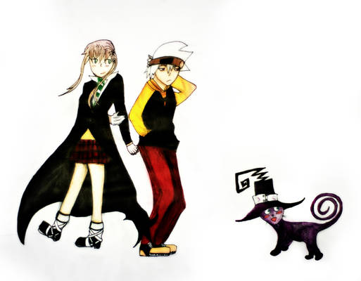 Soul Eater: Heros are Strong