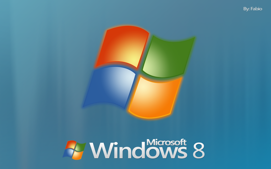 Windows 8 wallpaper by fabio back