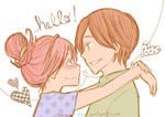 Hello dear! by RenaAi