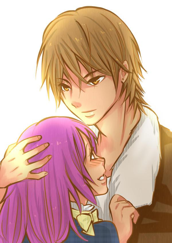 AT Shira and Imayo by RenaAi
