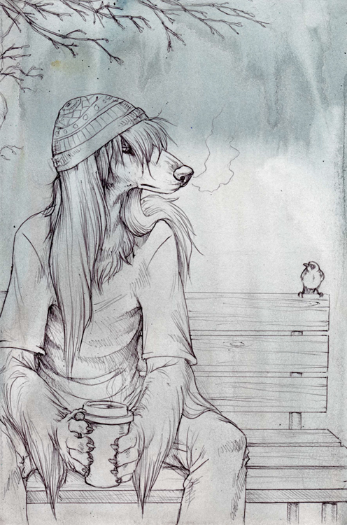 L'image of the day [n'oubliez pas le lien !] - Page 3 Grey_Day_by_hibbary