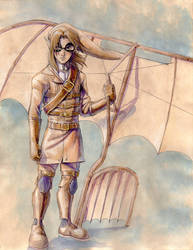 Aviator Link by hibbary
