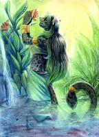 Kalika by hibbary