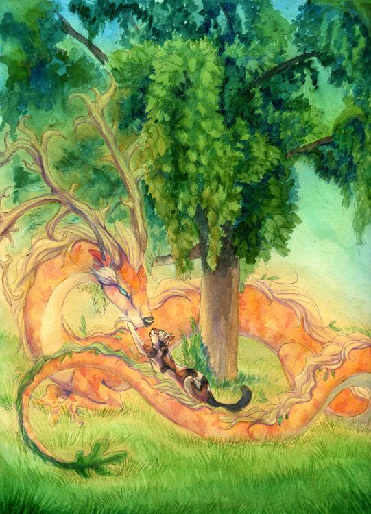 Under the tree by hibbary