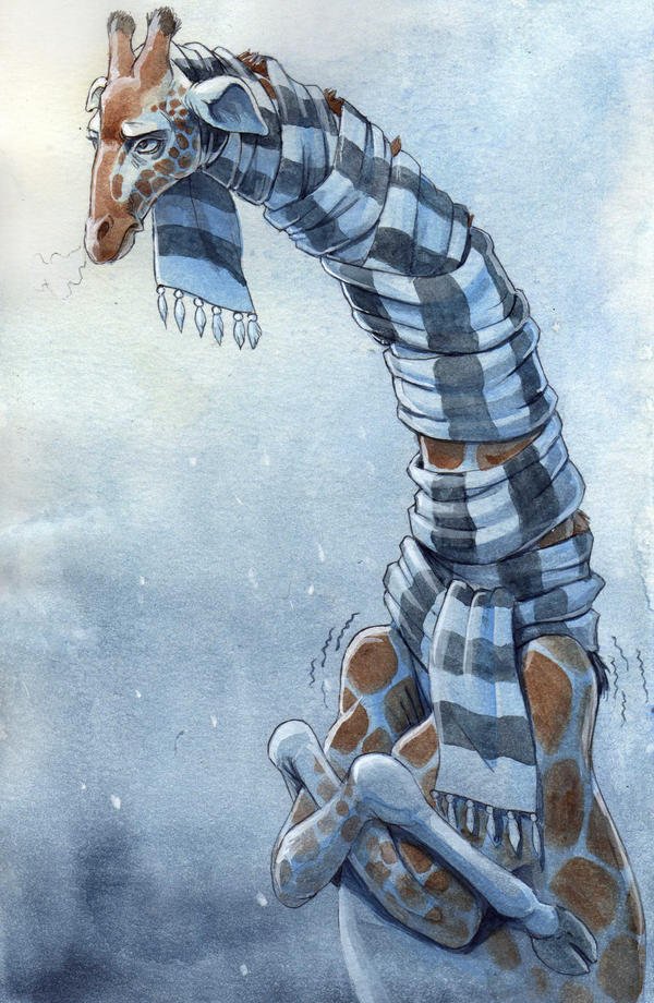 Is Winter Over Yet? by hibbary