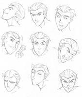 the many faces of Pietro by hibbary