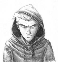 pietro sketch by hibbary