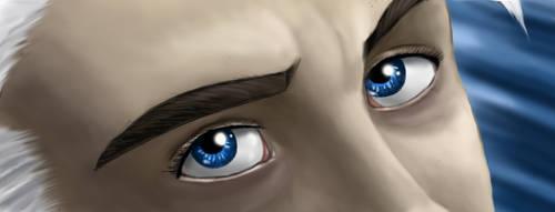 behind blue eyes by hibbary