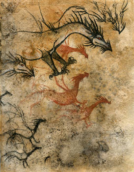 cave dragons