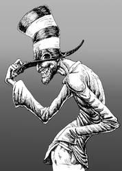 Mr Hat by hibbary