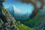 Mountain Foraging ground