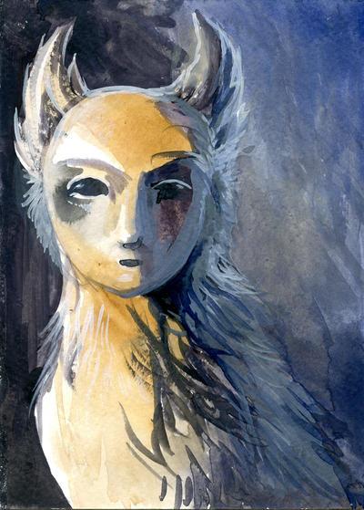 owlman by hibbary