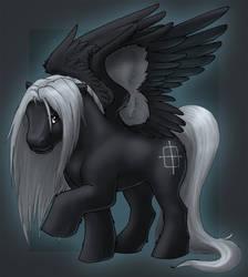 MY little pony by hibbary