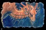 copper dragon