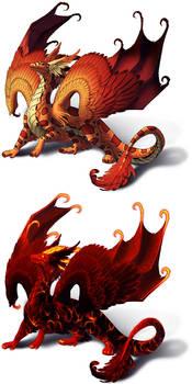 Dragon customs