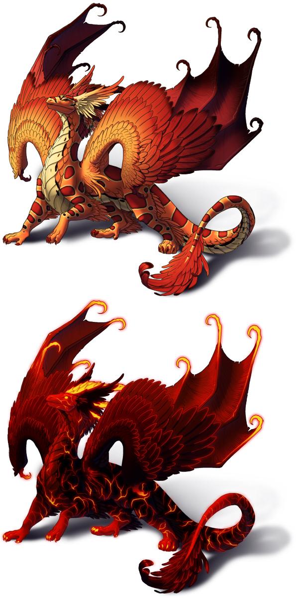 Dragon customs by hibbary