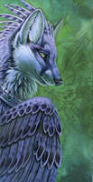 Winged Fox