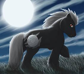 Naraka pony by hibbary