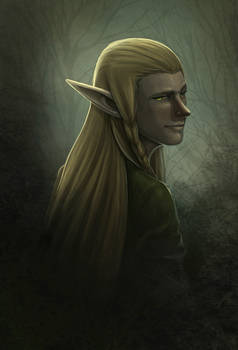 Legolas Greenleaf, child-snatcher