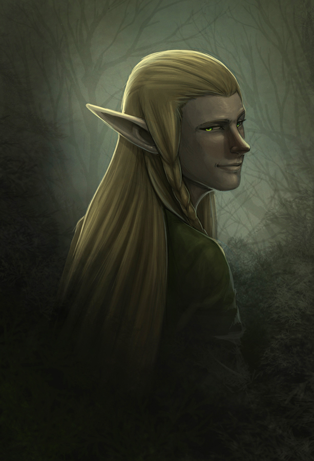 Legolas Greenleaf, child-snatcher by hibbary