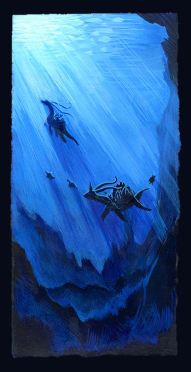 thumbnail painting by hibbary