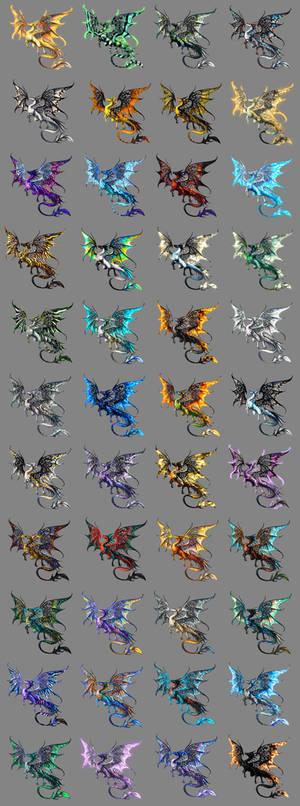So Many Wyvir