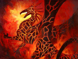 Magma by hibbary