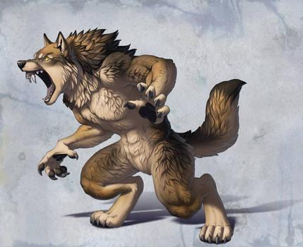 Werewolf for Khimeros
