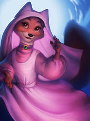 Maid Marian by hibbary