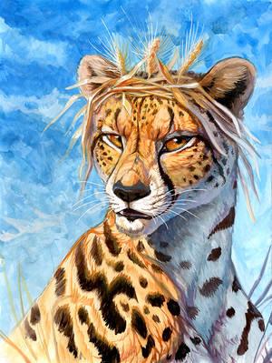 Savannah King by hibbary