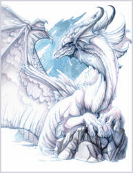 Sea Dragon by hibbary